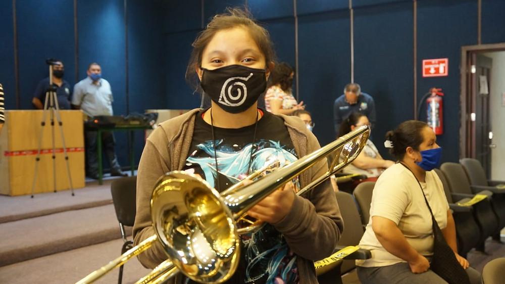 El programa ¡Música Michoacán! en 14 municipios
