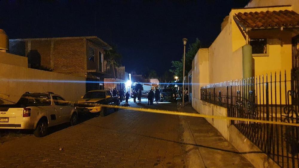 #Zamora: Hombres armados atacan a balazos a dos hermanos en el interior de su vivienda