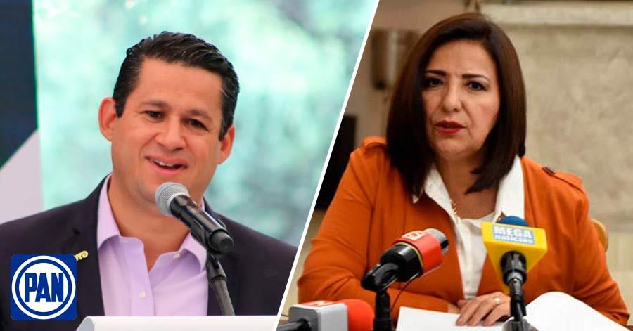 Alcaldesa de Salamanca denuncia que el gobernador de Guanajuato ha ignorado al municipio