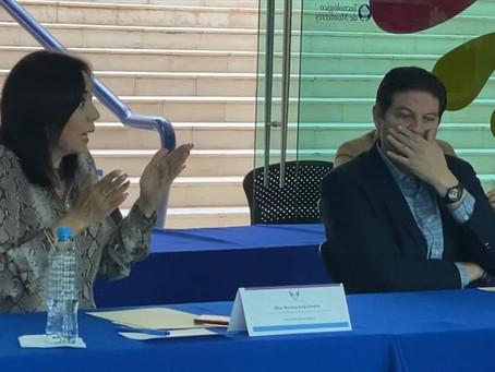 Mariana Sosa exige enérgicamente a Alfonso Martínez que actué de forma honesta y plural
