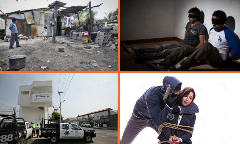 Denuncian aumento de secuestro a personas de escasos recursos; plagian hasta por una TV