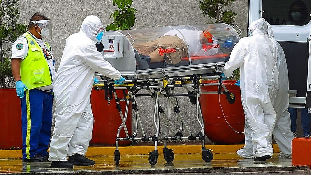 En segundo día de la nueva normalidad, México roza las 100 mil personas contagiadas por COVID-19