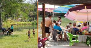 """Gente necia y """"Valiente"""" desobedece cuarentena para invadir ríos y celebrar Sábado de Gloria"""