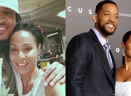 Esposa de Will Smith le confiesa que se acostó con amigo de su hijo (+Video)