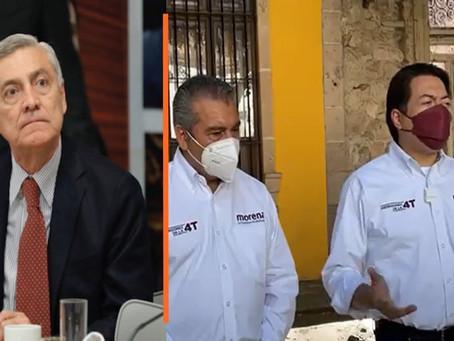 Cristóbal Arias no representa un peligro para Morena en Michoacán: Mario Delgado