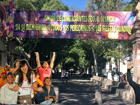 🎠🎡 Este martes arrancarán Fiestas Guadalupanas en Morelia