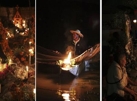 ¡Bye bye Noche de muertos! El Covid vuelve hacer de las suyas en la zona lacustre de Michoacán