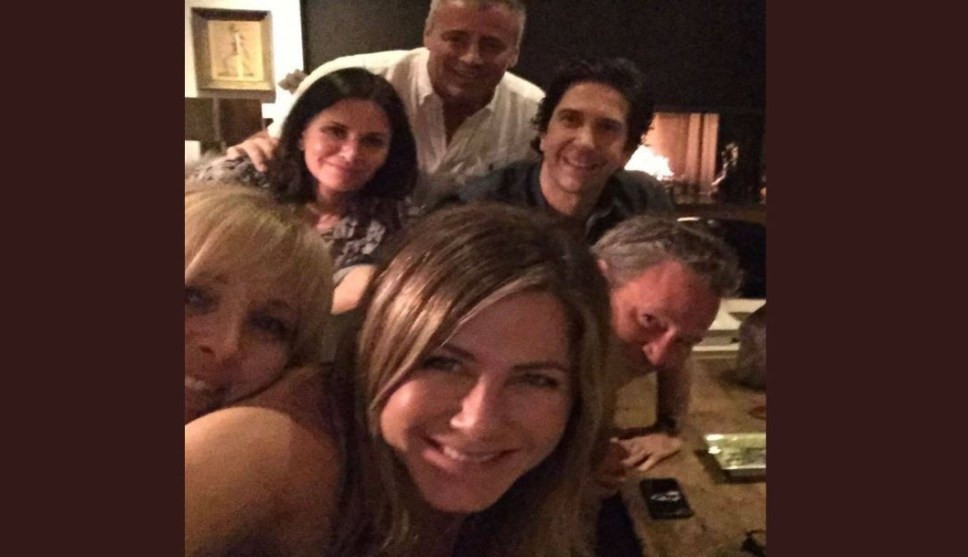 Jennifer Aniston estrena Instagram y rompe Récord Guinness