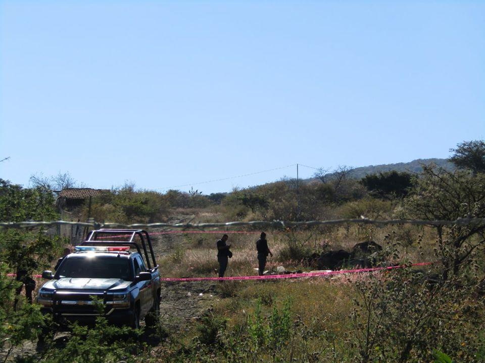 #Michoacán: Localizan restos de tres cadáveres humanos en una huerta de aguacate
