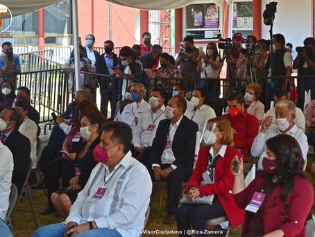Conoce a los candidatos que tendrá Morena-PT para ir por las diputaciones federales de Michoacán