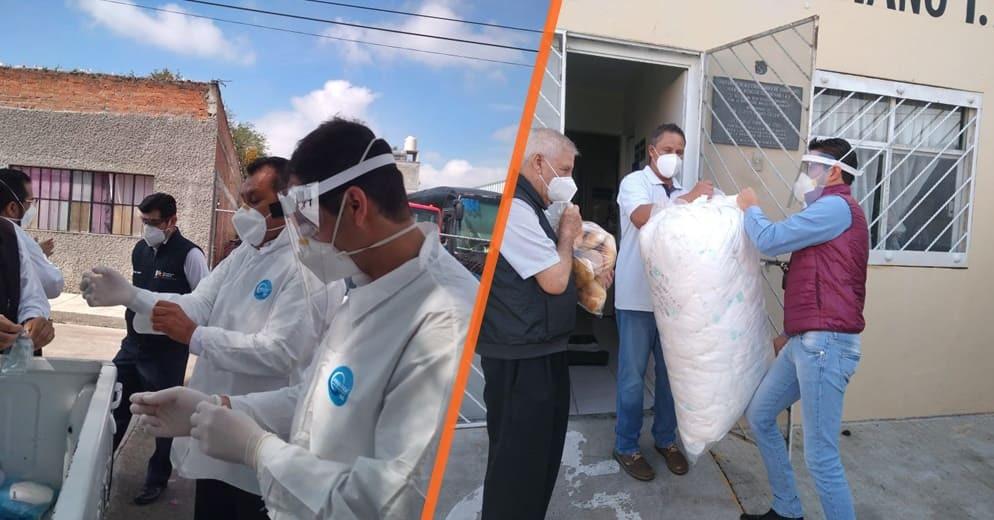 Ante brote de COVID-19 en asilo de ancianos en Morelia, esto hicieron las autoridades hoy