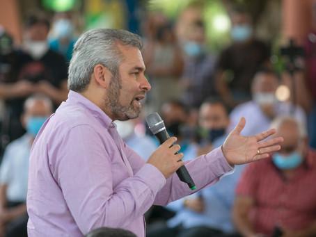 Consulta popular, una oportunidad de empoderar a las y los ciudadanos:  Bedolla