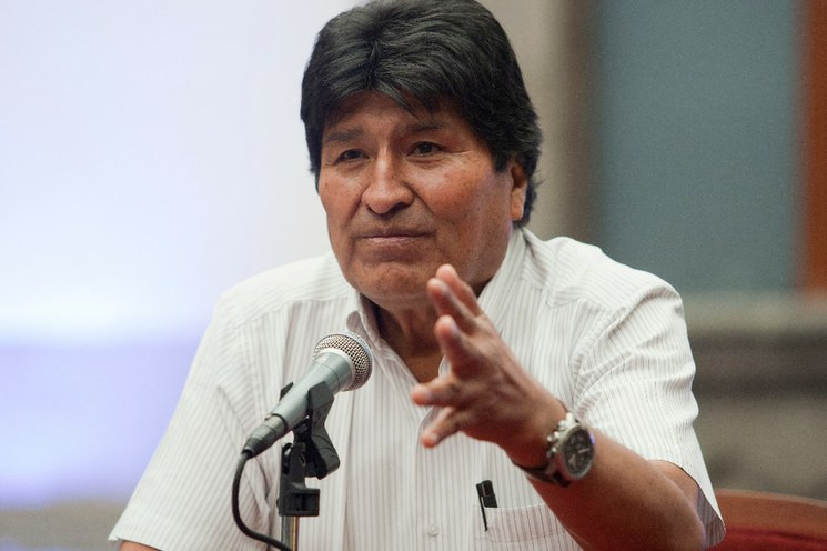 Evo Morales se reunirá con indígenas de Michoacán
