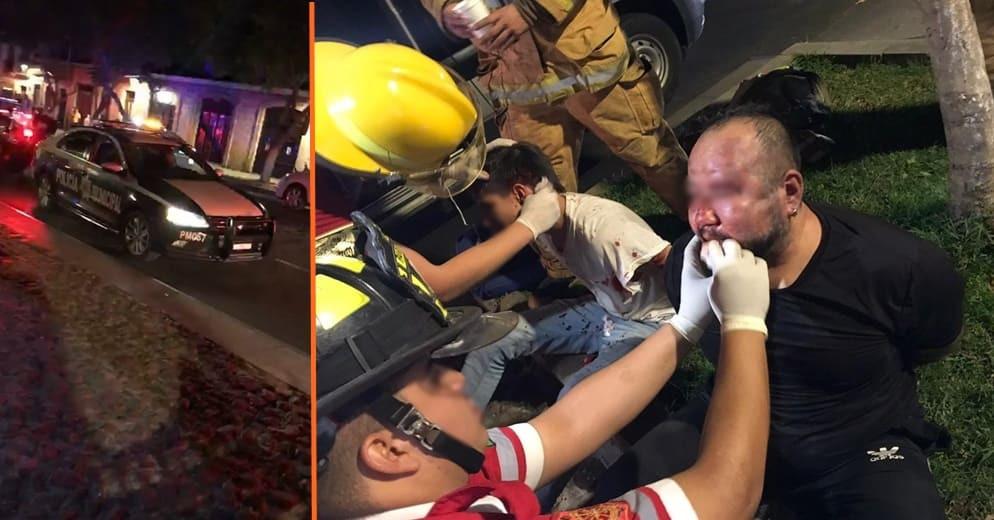 Familia afectada, denuncia a polis de Morelia golpeadores; esto ocurrió (+Fotos)