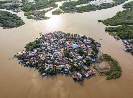 Conoce Mexcaltitán, la isla que podría ser el lugar de origen de los mexicas