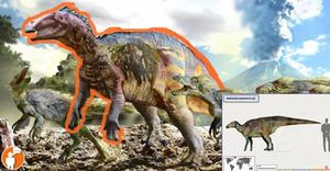 """Conoce al """"pato antiguo"""", el dinosaurio que solo vivió en lo que hoy es Michoacán"""