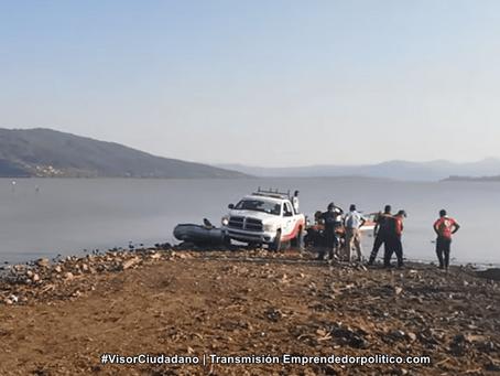 Otro desaparecido en el Lago de Pátzcuaro; es un pescador que aún no es localizado