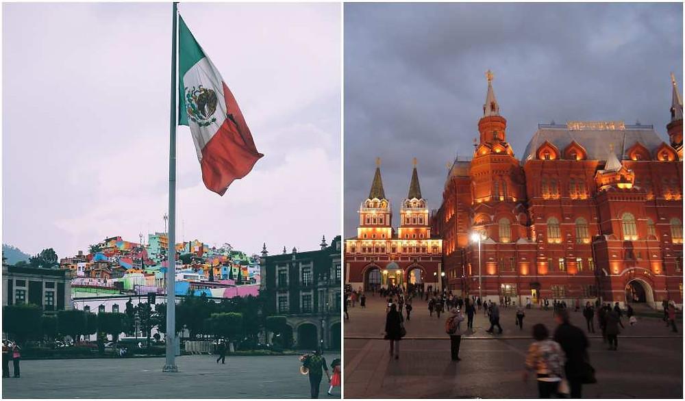 México y Rusia se unen para crear proyectos científicos y espaciales