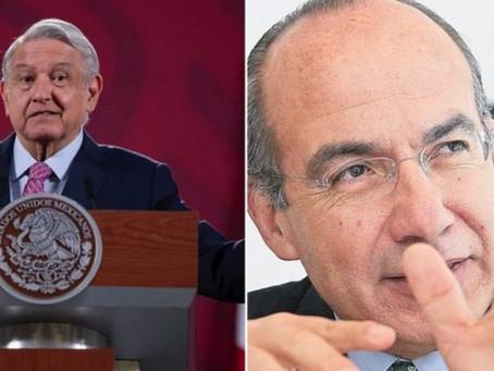 Ya perdoné a Calderón por robar la Presidencia en 2006: AMLO