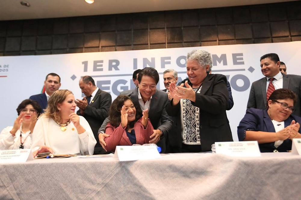 Con educación financiera en planes de estudio, fomentaremos una cultura emprendedora: María Chávez