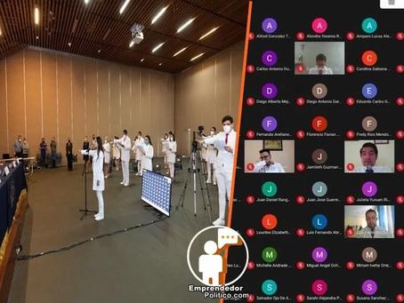 #UMSNH toma protesta y juramento hipocrático a 335 nuevos médicos (+Fotos+Video)