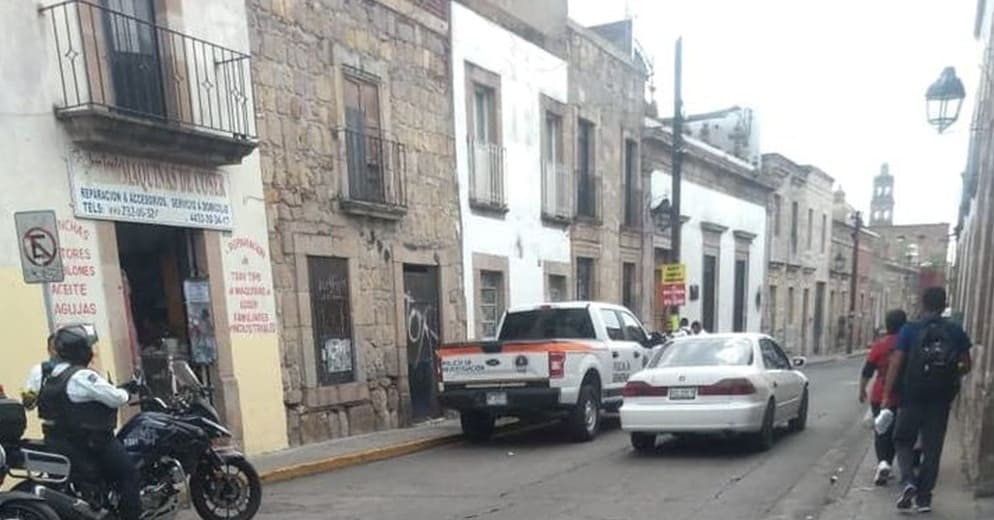 FGE investiga asesinato de 2 adultas mayores en la colonia Centro de Morelia