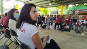 El INE debe ser una institución que garantice la decisión del pueblo: Giulianna Bugarini