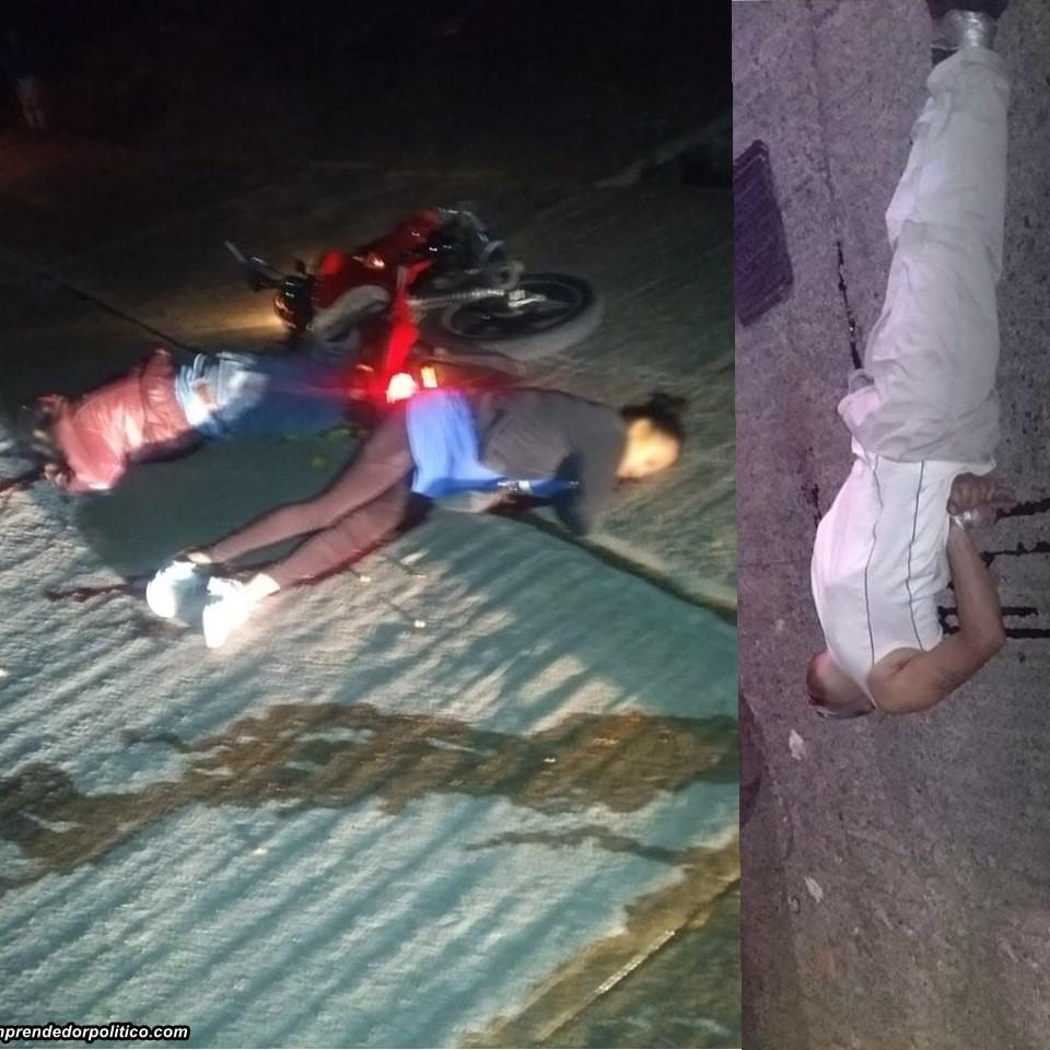 #Morelia: En diferentes hechos, ejecutan a 3 personas