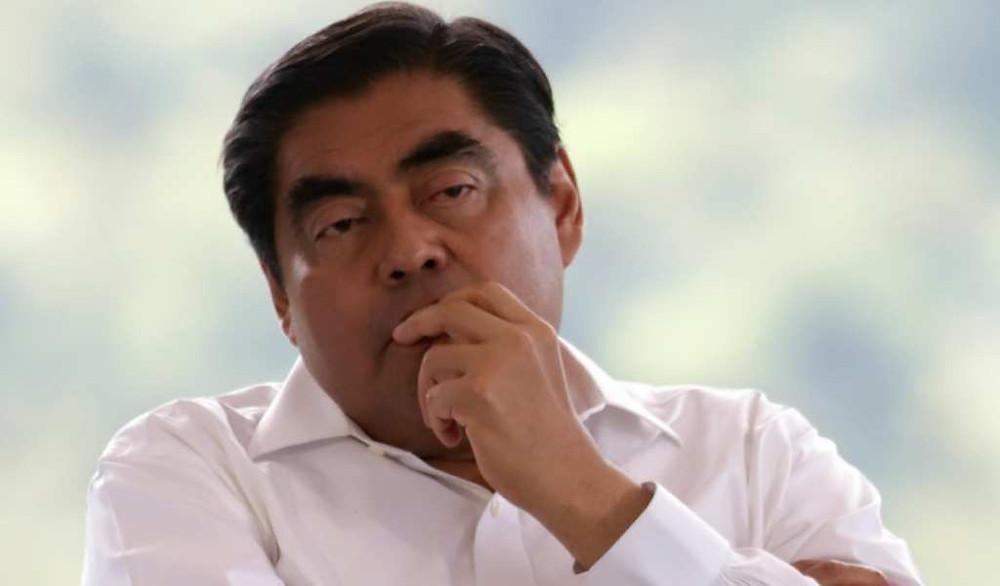 #ChismesPolíticos | Me robaron la elección y dios los castigó: Miguel Barbosa, gobernador de Puebla