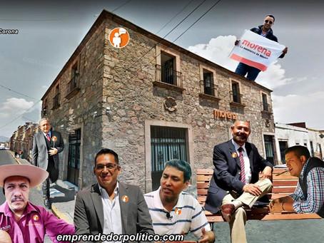 #Michoacán: ¿Quiénes son los aspirantes para la dirigencia estatal de Morena? Aquí su trayectoria
