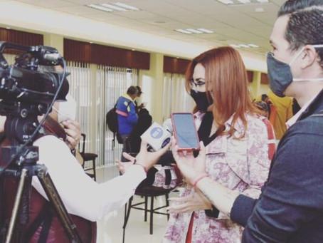 Omega Vázquez hace un llamado para que políticos dejen actividades proselitistas ante el COVID-19