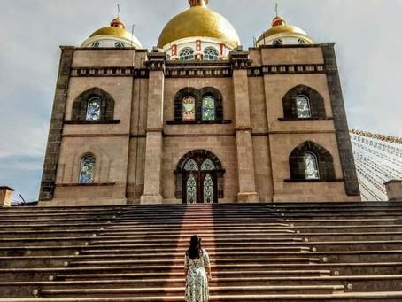 El Taj Mahal mexicano lo puedes visitar en Acámbaro Gto; esta es la conexión que tiene con Michoacán
