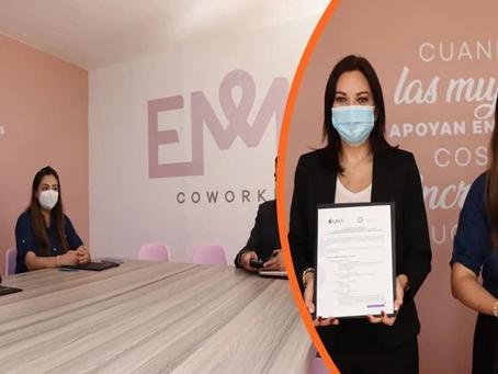 Conoce los servicios de Emma Coworking para la comunidad #UNLA