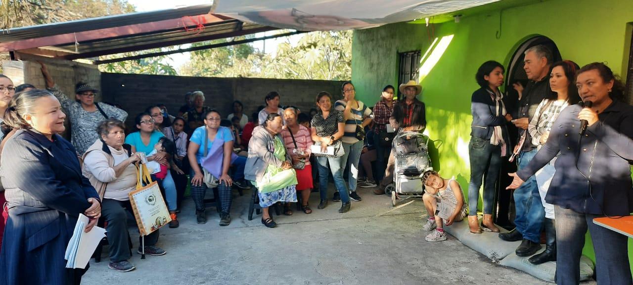 Impulsan con capacitaciones y acompañamiento, la economía social con mujeres de Tenencia Morelos