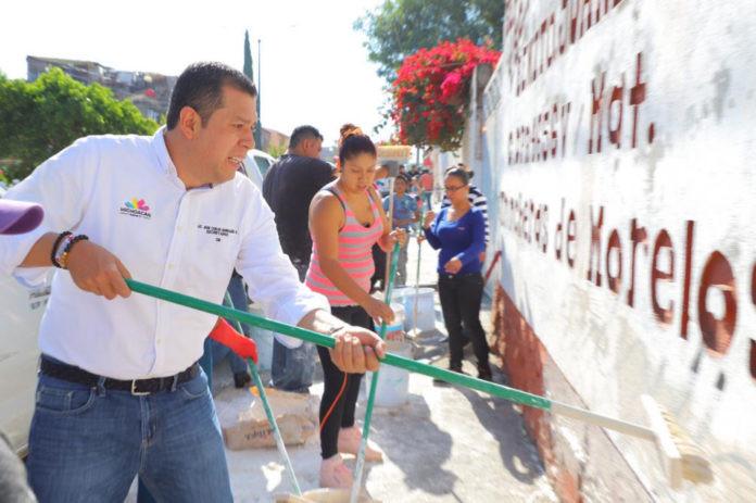 Juan Carlos Barragan en Sedesoh