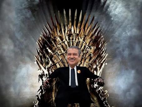 Raúl Morón se registra este jueves ante el IEM como candidato con ventaja en todas estas encuestas