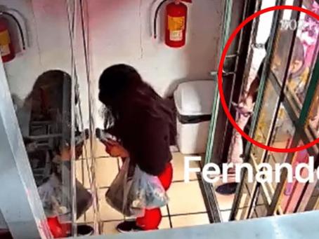 #México: Depravado eyacula sobre jovencita en Tultitlán; piden ayuda para ubicarlo (+Video)