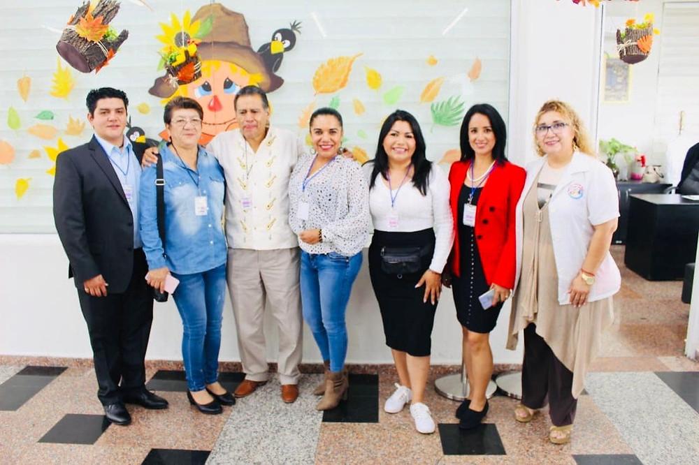 Diputados michoacanos muestran interés en la primera infancia.