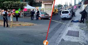 Mueren dos individuos en Prados Verdes tras enfrentamiento con policías