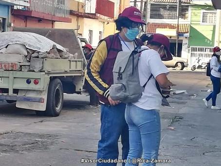 Michoacán es 50 % Morena: Encuesta de Parametría