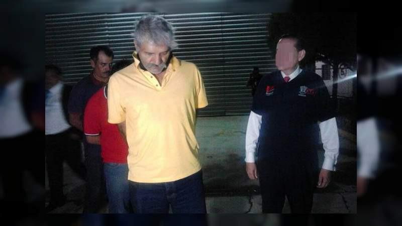 Dr. Mireles detenido