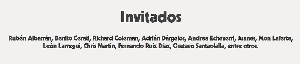 Con las voces de Mon Laferte, Larregui, Rubén Albarrán entre otros, Soda Stereo regresará a CDMX