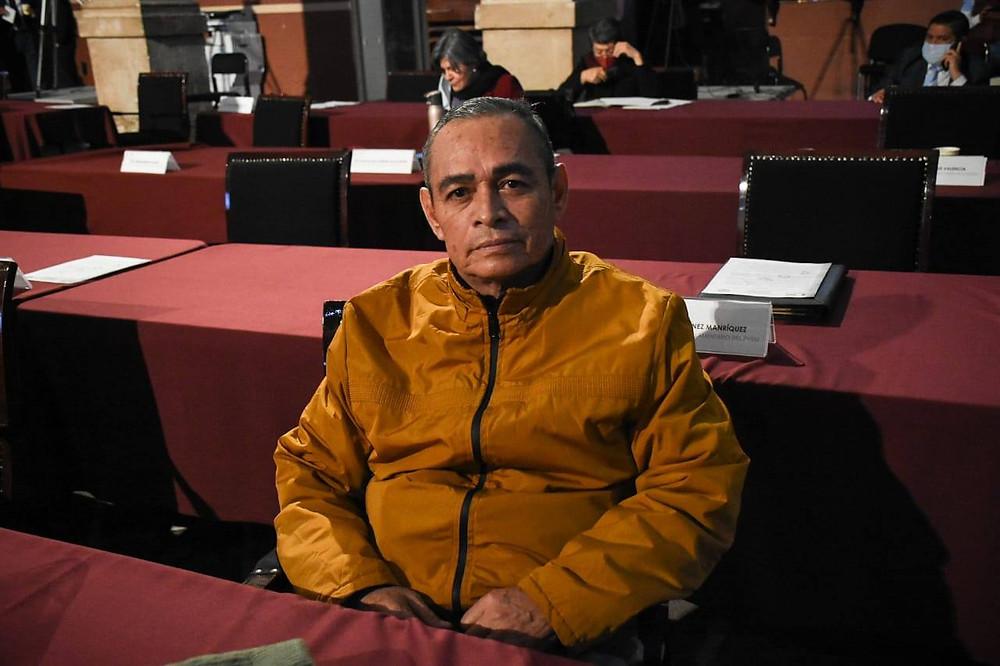 Diputado Salvador Arvizu envía mensaje a morelianos desde la última sesión del Congreso