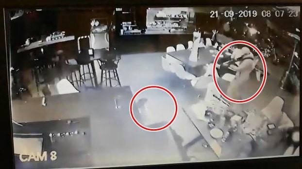 Video: Así fue la masacre de ayer en un bar de #Uruapan. Fuertes imágenes