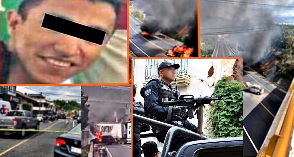 Fallece elemento policíaco que había resultado herido en el enfrentamiento de Uruapan vs el Bocho