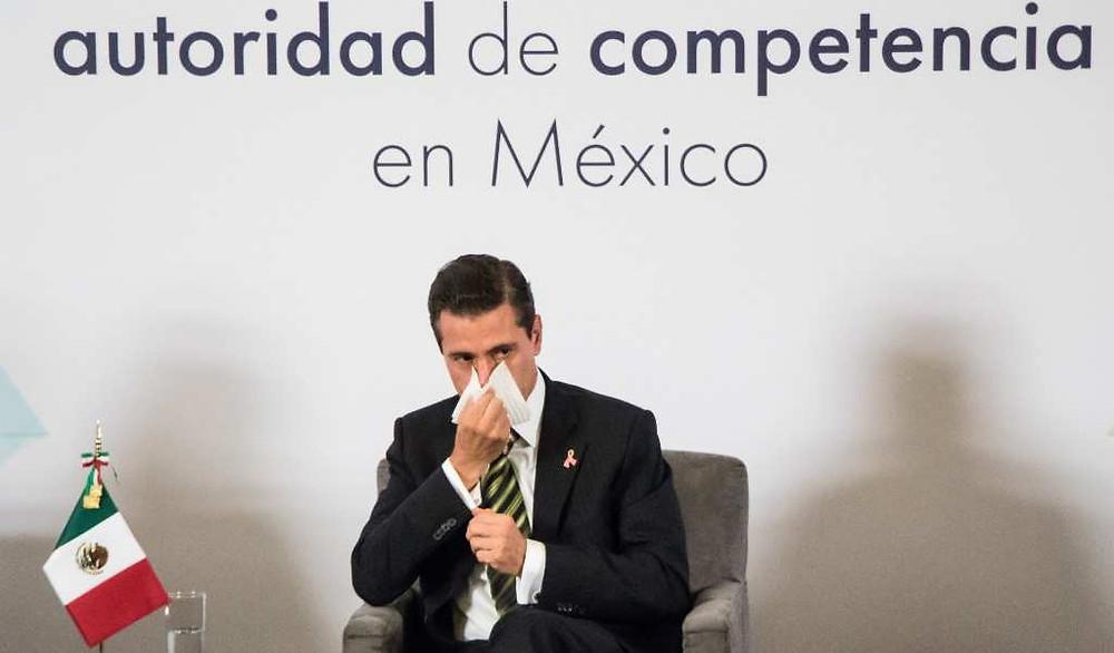 Peña Nieto y su gabinete podrían ser investigados