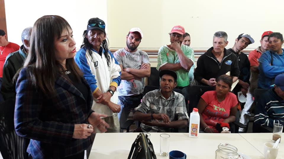 Regidora busca regularizar a franaleros de #Morelia para dar certeza a la ciudadanía
