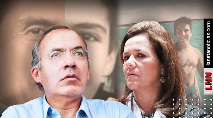 La supuesta infidelidad de Zavala hacia Calderón