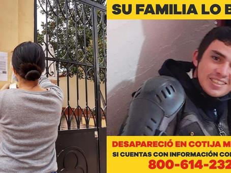 Michoacán: A 3 días de su desaparición sin rastros de Armando, cobrador de banco