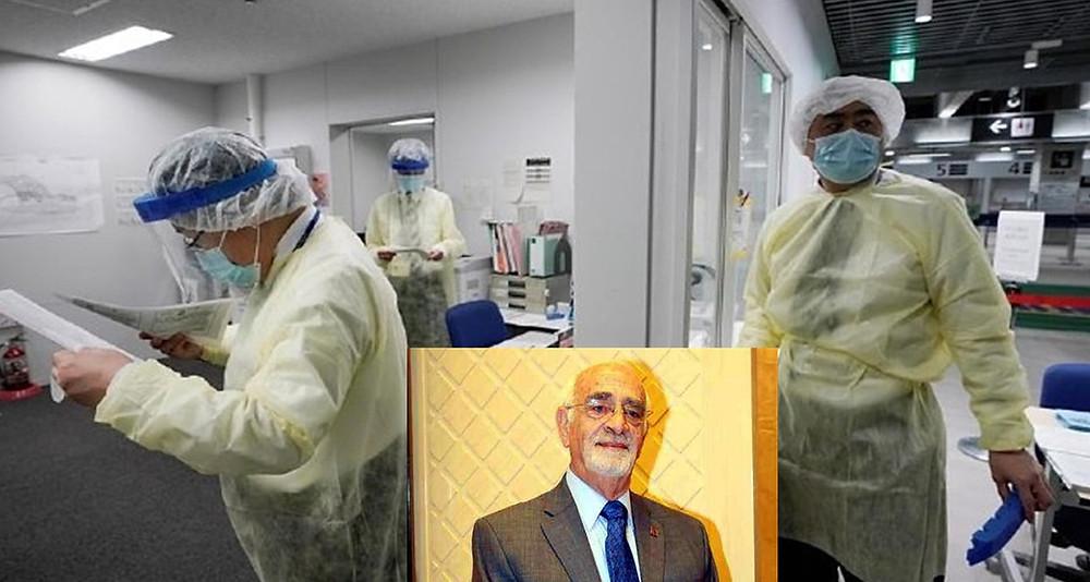 #Alerta: Muere primer mexicano por coronavirus; es José Kuri primo de Slim